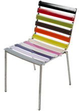 le-cadreghe-apartments-verona-arcobaleno-chair